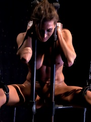 CAUTION Extreme BDSM and Ass-Fucking with Ariel X