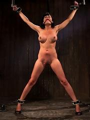 Bangin Brunette Broad -